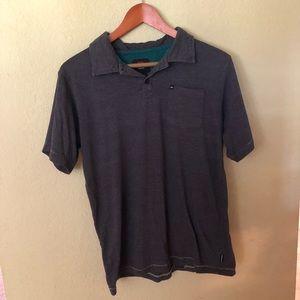 Quiksilver cotton polo T-shirt
